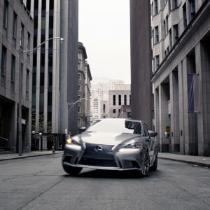 "Lexus ""Intensity"""