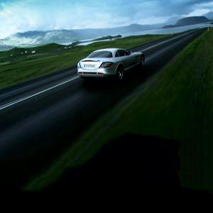 """Mercedes SLR """"David Coulthard"""""""
