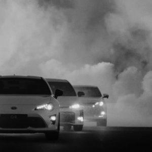 "Toyota ""Brand Race"""